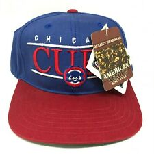 Chicago Cubs Child Snapback Hat American Needle Cooperstown Collection Baseball