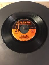 The Young Rascals Groovin' & Sueno on Atlantic 45 Record