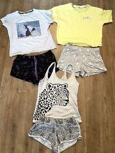 George X3 Size 8-10 Short pyjamas Set Malificent