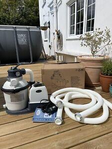 Inter Krystal Clear Sand Filter Pump
