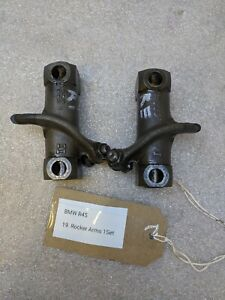 1981 BMW R45 R 45 engine cylinder head valve, rocker arms, gear, assembly