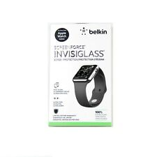 BELKIN INVISIGLASS FOR APPLE WATCH SERIES 3 2 1 NIKE+ SPORT 42MM GLASS F8W715TT