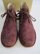 "UGG Australia ""LEIGHTON"" 1005487 Mahagony Men's leather Shoes new IN BOX, SIZE 7"