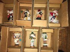 7 Vintage Wooden Nutcracker Rr Roman Inc Christmas Ornament