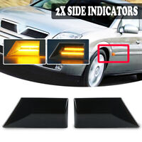 LED Side Repeater Indicator Light Turn Signal For Opel Vauxhall Vectr