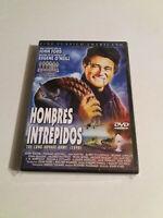 "DVD ""HOMBRES INTREPIDOS"" COMO NUEVO JOHN FORD JOHN WAYNE THOMAS MITCHELL IAN HUN"