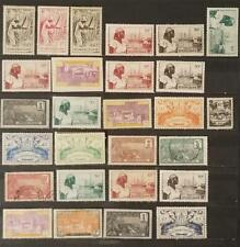GUADELOUPE Stamp Lot Collection MH F1116