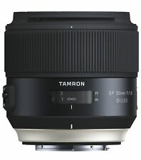 Tamron F012E SP35mm F/1.8 Di VC USD Lens with 67 mm Filter Thread, Stable Black
