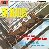 "Reproduction ""The Beatles - Please Please Me"", Poster, Album Cover, 16"" x 16"""
