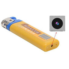 ACCENDINO MINI MICRO TELECAMERA NASCOSTA VIDEO CAMERA SPIA SPY USB AUDIO DVR DV