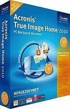 Acronis True Image Home 2010 Mini-Box von Acronis | Software | Zustand gut