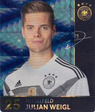 REWE coupe du monde 2018 cartes de collection 13-Matthias Ginter paillettes