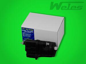 ST6100 Kraftstofffilter Dieselfilter RENAULT CLIO III MODUS 1,5 dCi