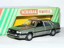 Schabak 1030 1984 Audi 90 Quattro Metallic Green 1/43