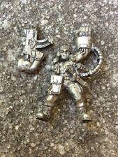 Warhammer 40K Astra Militarum Imperial Guard Catachan Captain