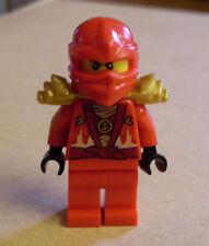Lego Ninjago Minifiugre Kai Rebooted with Armor