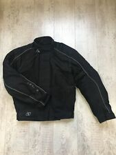 Winter Sale - Lewis textile motorcycle jacket large with armours