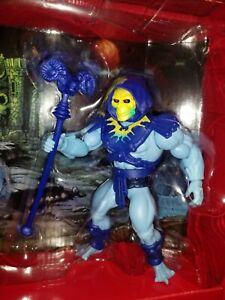Masters of the universe Lords of Power Skeletor Origins Figur Motu selten