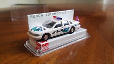 """Busch Chevrolet Caprice Police """"Area 51"""" mit Alien-Figur, selten, rar"""