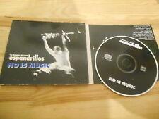 CD Indie Les Hommes Qui Wear Espandrillos - No Is Music (11 Song) PAR EXCELLENCE