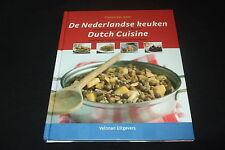 Francis van Arkel - De Nederlandse keuken -  niederländisch englisch - gebunden