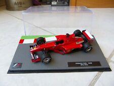 Ferrari F399 Mika Salo #3 1999 1/43 F1 Ixo Panini Formule 1