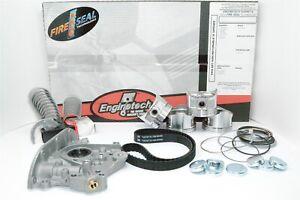 Fits 1988 1989 Mazda 929 3.0L SOHC V6 18V JE - PREMIUM ENGINE REBUILD KIT