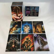 "LUIS ROYO ""SECRET DESIRES"" (Comic Images/1997) Complete Trading Card Set RARE!"