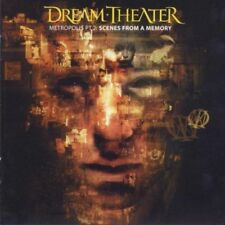 CDs de música rock artístico, progresivo Dream Theater