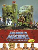 Toys Of He Man & The Master Of The Universe HC, NM, (New) (2021) Dark Horse