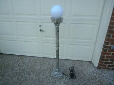 street light lamp 55 inches tall