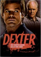 2012 BREYGENT NEW YORK COMIC CON DEXTER THE FOURTH SEASON PROMO CARD