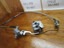 KDX 250 KAWASAKI * * 1991 KDX 250 1991 FRONT BRAKE ASSEMBLY