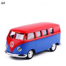 Volkswagen Van T1 Micro Model Bus 5'' Alloy Diecast Toys 1:36 Collection&Gift #4