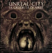 UNREAL CITY La crudelta' di Aprile CD  italian prog