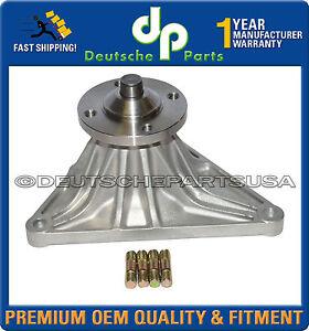 Engine Cooling Fan Pulley Bracket For ISUZU Amigo Axiom Rodeo Trooper 8972317180