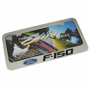 Ford F150 2010 License Plate Frame (Chrome)