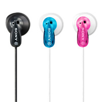 SONY MDRE9 IN-EAR HEADPHONES BUDS 3.5MM WIRED BLACK, BLUE, PINK - MDR-E9LP