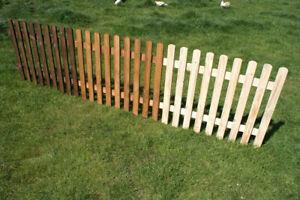 Steccato recinzione in legno staccionata recinto arredamento giardino esterno