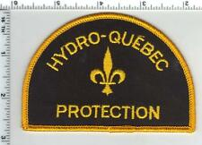 Hydro-Quebec Protection (Canada) Shoulder Patch from the 1980's