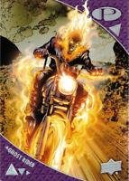 2019 UD Upper Deck Marvel Premier Base Card #17 Ghost Rider 061/100