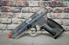 CLEAR 6MM CO2 C02 BB GUN Pistol Airsoft Handgun Sidearm EXTREMELY FAST FPS NEW