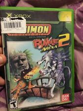 Digimon: Rumble Arena 2 (Microsoft Xbox, 2004) - European Version