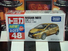 TOMICA #48 NISSAN NOTE 1/63 SCALE NEW IN BOX