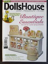 DOLLS HOUSE AND MINIATURE SCENE MAGAZINE - ISSUE 177