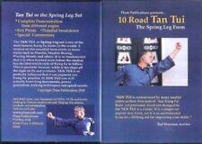 Chinese Kung Fu 10 Road Tan Tui Spring Leg Form Dvd Ted Mancuso praying mantis