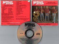 Natural Gas Jazz Band CD THE TWENTY YEAR ANNIVERSARY RECORDING © USA 1990 Jazz
