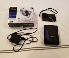 Sony Cybershot Digital Camera - W/ Original Box & Papers + Carrying Case