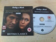BBC WUTHERING HEIGHTS PART 2 Emily Bronte Starring Kay Adshead Ken Hutchison DVD