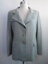 AKRIS $4,200 100% cashmere jacket blazer size 10 WORN ONCE